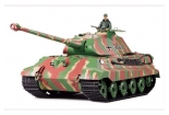 NEW Henglong 1:16 R/C S&S Kingtiger Tank Porsche Turret (Super IR Version)