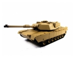 New 2.4GHz American M1A2 Abrams R/C S&S 1:16 Tank(Super Version)